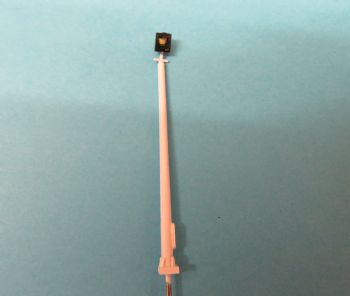 N Scale Single Yard Light - Item Code N1